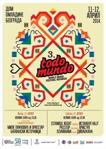 Todo Mundo Festival Poster