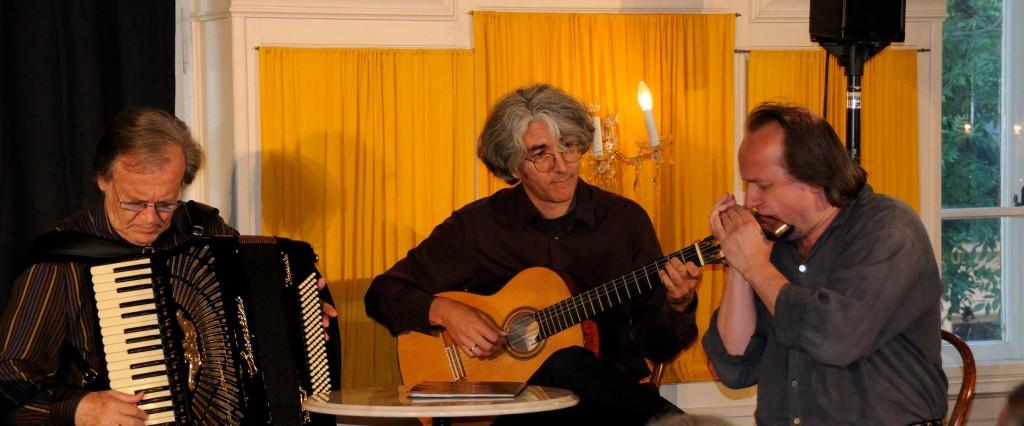 Das Vienna Jazz Trio - Karl Hodina, Vlado Blum & Bertl Mayer