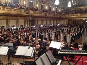 Techniker Cercle, Musikverein, Wien - Roman Grinberg Ballroom Band mit Vlado Blum