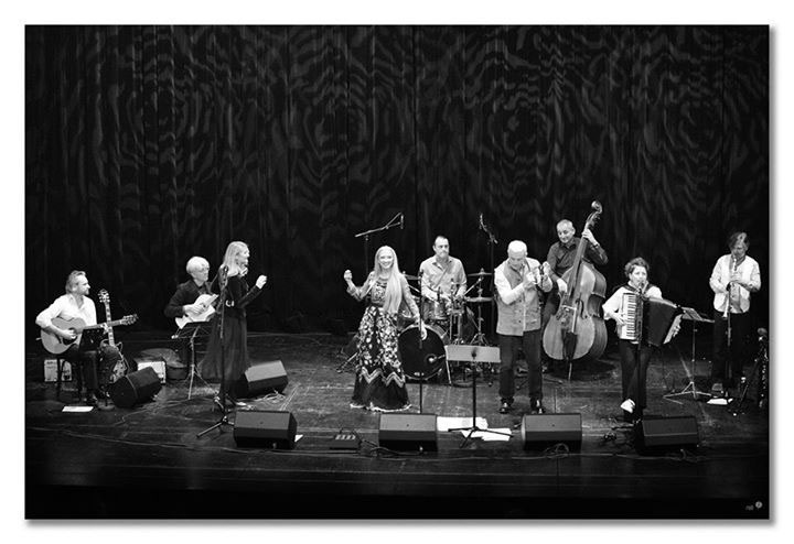 Jelena Krstic - CD-Praesentation, Akzent Theater