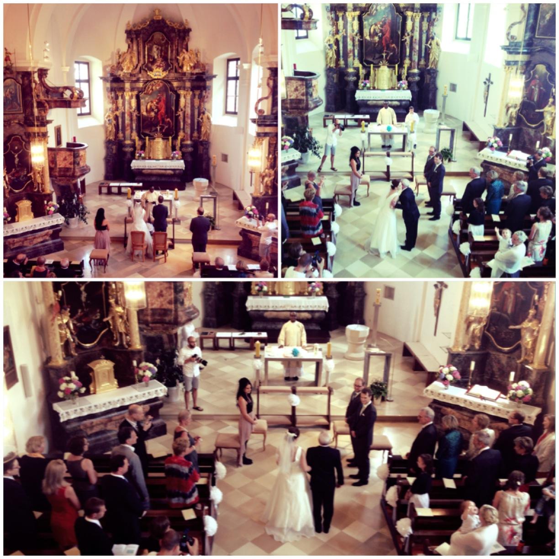 Hochzeitsmusik - Kirchliche Trauung - Blum's Brothers