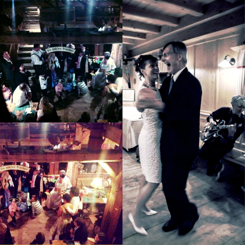 Hochzeitsmusik - Party - Blum's Brothers