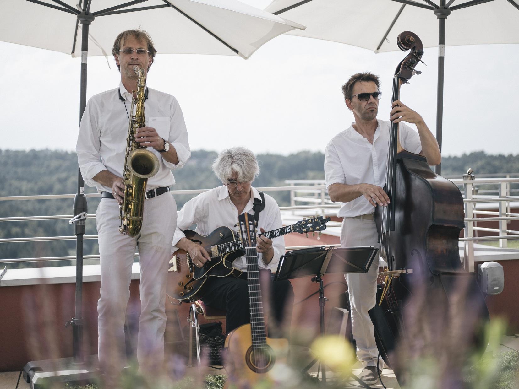 Trio Blanc