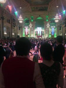 BOKU Ball Hofburg 2018