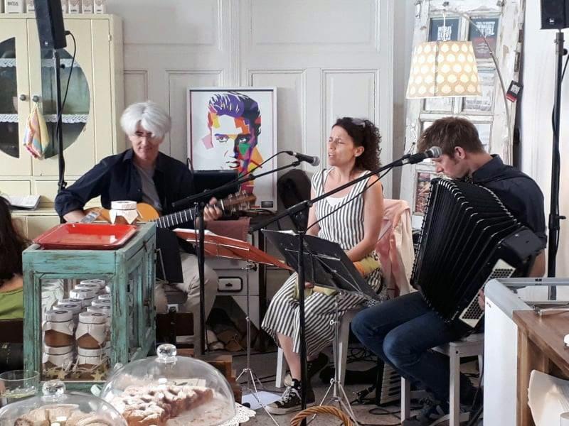 Konzert Trio Troi, Waehringer Kulturtage